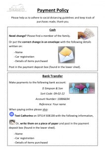Payment policy image